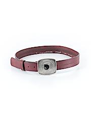 Carhartt Women Leather Belt Size XS