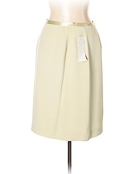 Travis Ayers Silk Skirt Size 12