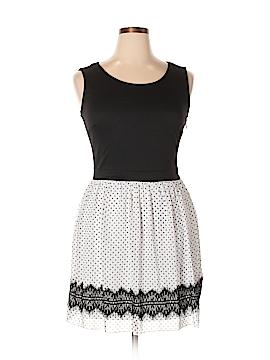 En Focus Casual Dress Size 14 (Petite)
