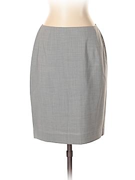 Ann Taylor LOFT Wool Skirt Size 4 (Petite)