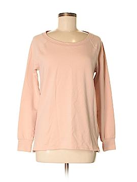 New York & Company Long Sleeve T-Shirt Size S