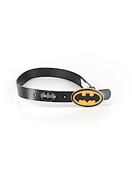 Batman Belt Size Small youth - Medium youth