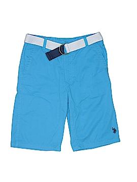 U.S. Polo Assn. Khaki Shorts Size 14