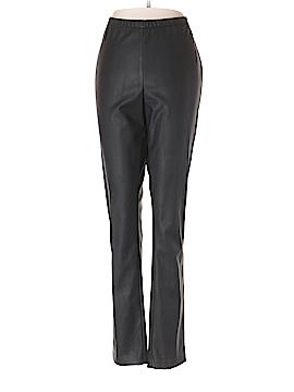 Ellen Tracy Faux Leather Pants Size M