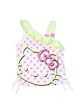 Hello Kitty Sleeveless Top Size S (Kids)