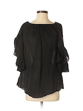 Elan 3/4 Sleeve Blouse Size M
