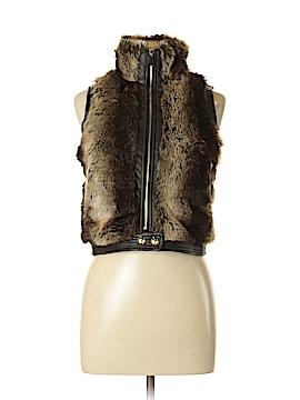 Sugarfly Faux Fur Jacket Size L