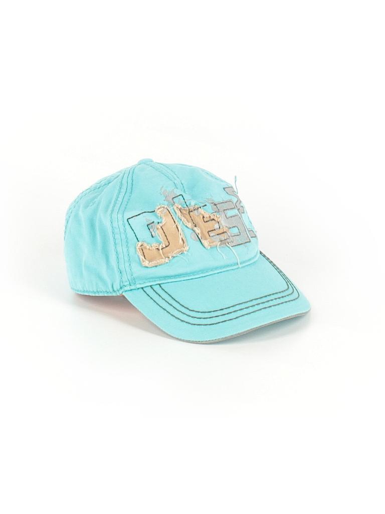 fedc03148e868 Diesel Graphic Blue Hat Size 11 - 96% off