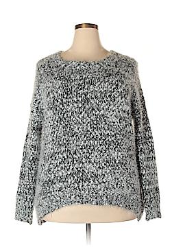 Joseph A. Pullover Sweater Size 2X (Plus)