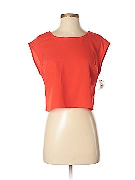 Express Short Sleeve Blouse Size XS