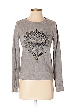 Lucky Lotus Sweatshirt Size XS