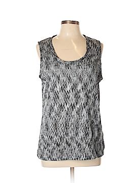 Jones New York Sleeveless Blouse Size XL