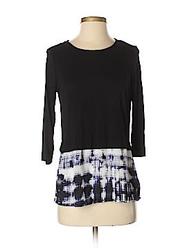 Cynthia Rowley for T.J. Maxx 3/4 Sleeve Top Size S