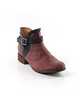 John Fluevog Ankle Boots Size 7 1/2