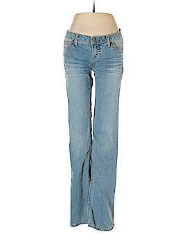 Blue Asphalt Jeans Size 9