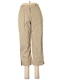 Liz Claiborne Golf Khakis Size 4