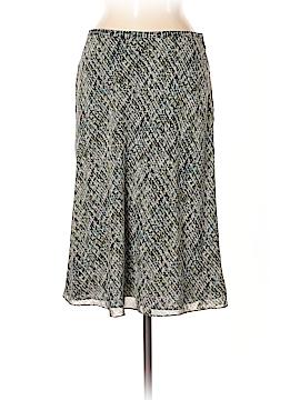 Charter Club Silk Skirt Size 10