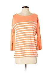 Old Navy Women 3/4 Sleeve T-Shirt Size S (Petite)