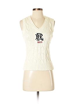 Ralph Lauren Rugby Sweater Vest Size XS