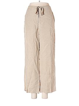 Ann Taylor Linen Pants Size 8