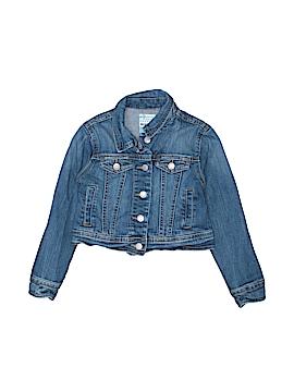 Old Navy Denim Jacket Size X-Small (Kids)