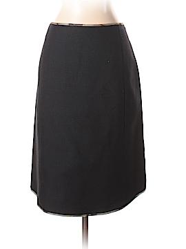Nina Ricci Wool Skirt Size 44 (EU)