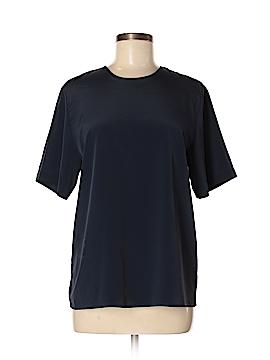 Karen Scott Short Sleeve Blouse Size S