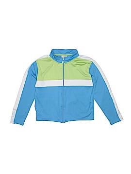 T.V. Sports Track Jacket Size M (Youth)