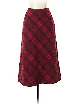 Eddie Bauer Wool Skirt Size 4