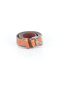 Coach Leather Belt Size XXS (Petite)