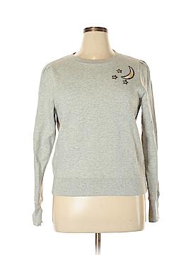 J. Crew Sweatshirt Size XL