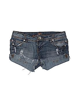 Almost Famous Denim Shorts Size 1