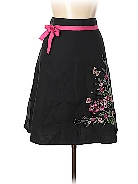 Casual Corner Denim Skirt Size 8