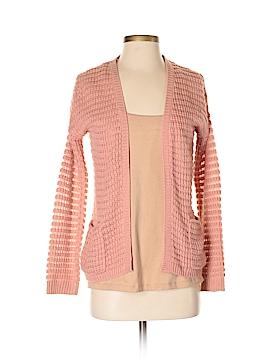 Pink Rose Cardigan Size XS