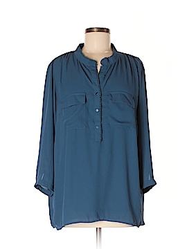 ML 3/4 Sleeve Blouse Size L