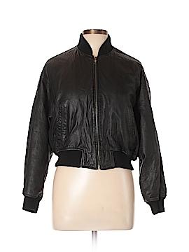 Forenza Leather Jacket Size L