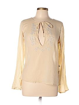 Hco Long Sleeve Blouse Size M