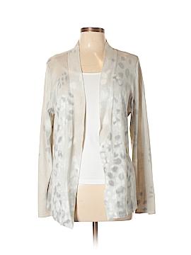 J.jill Silk Cardigan Size L