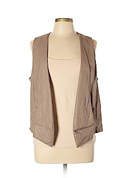 Ellen Tracy Vest Size L