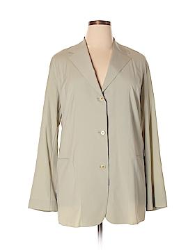 Donna Karan New York Wool Blazer Size 14