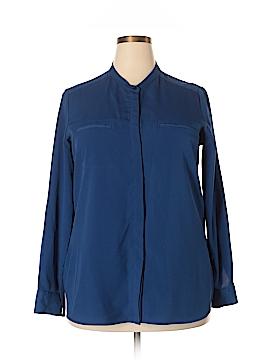 Paraphrase Long Sleeve Blouse Size XL