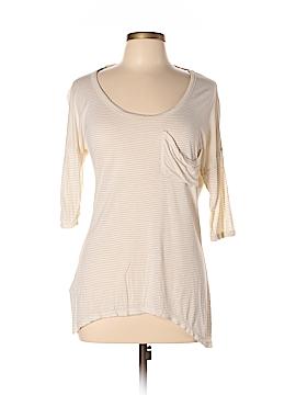 BCBG Paris 3/4 Sleeve T-Shirt Size S