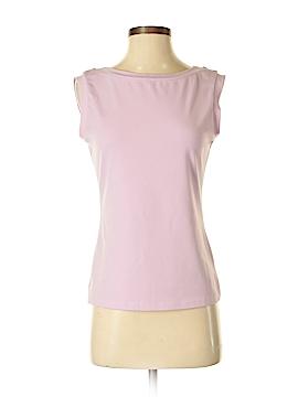 New York & Company Sleeveless T-Shirt Size S