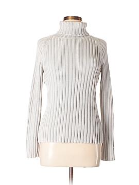 London Jean Turtleneck Sweater Size M