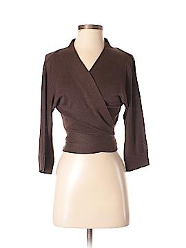 Diane von Furstenberg Silk Cardigan Size M