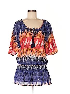 Bandolino Short Sleeve Blouse Size XL