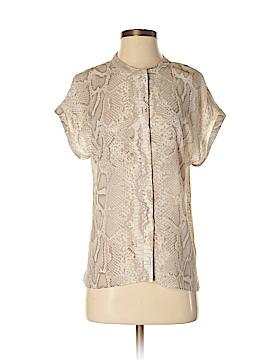 Tahari Short Sleeve Blouse Size S