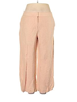 Covington Linen Pants Size 18 (Plus)