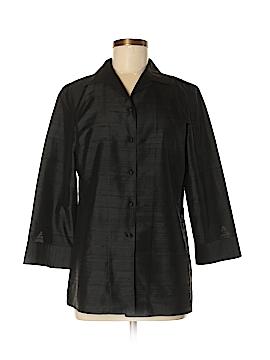 Ralph Lauren 3/4 Sleeve Silk Top Size 8
