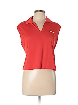 Fila Short Sleeve Polo Size L